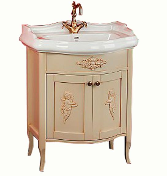 Комплект мебели Migliore Bella ML.BLL-BA446 AV - слоновая кость