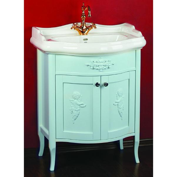 Комплект мебели Migliore Bella ML.BLL-BA446 DB - нежно-голубой
