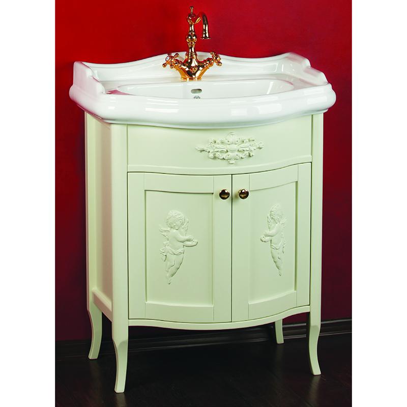 Комплект мебели Migliore Bella ML.BLL-BA446 LB - белый лак