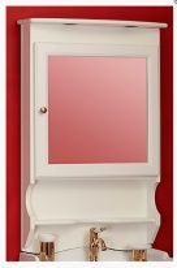 Зеркало-шкаф Migliore Bella ML.BLL-CS448.DS, песочный