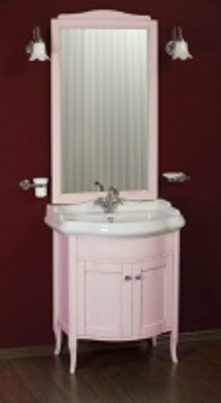 Комплект мебели Migliore Bella ML.BLL-BA446.DF DR, нежно-розовый