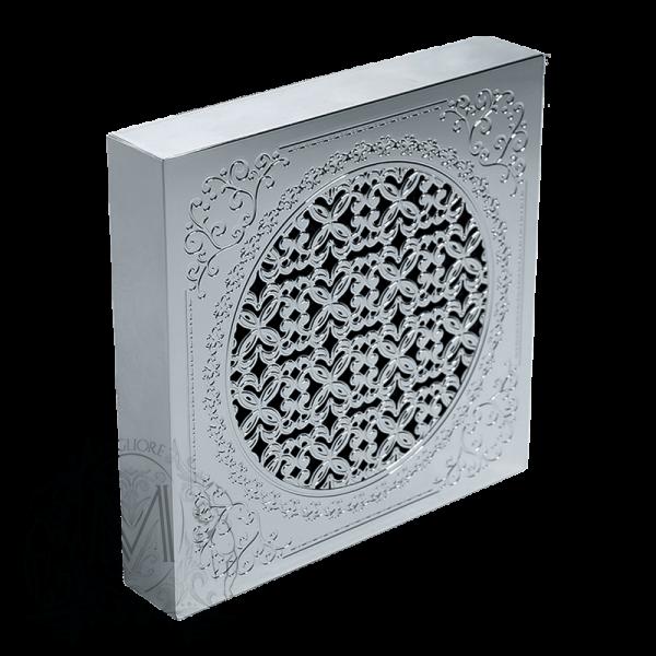 Вентилятор Migliore VentiLaTorro 120, ML.VTR-50.512, для ванной комнаты с декоративной решеткой, хром