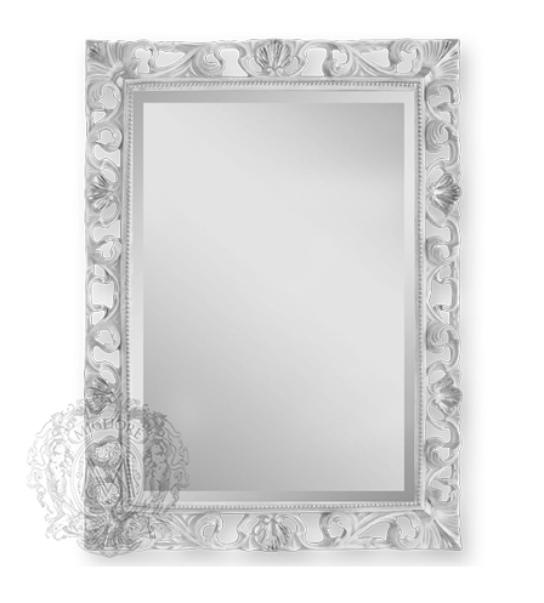 Зеркало Migliore Complementi ML.COM-70.707.AV.DO - белое золото