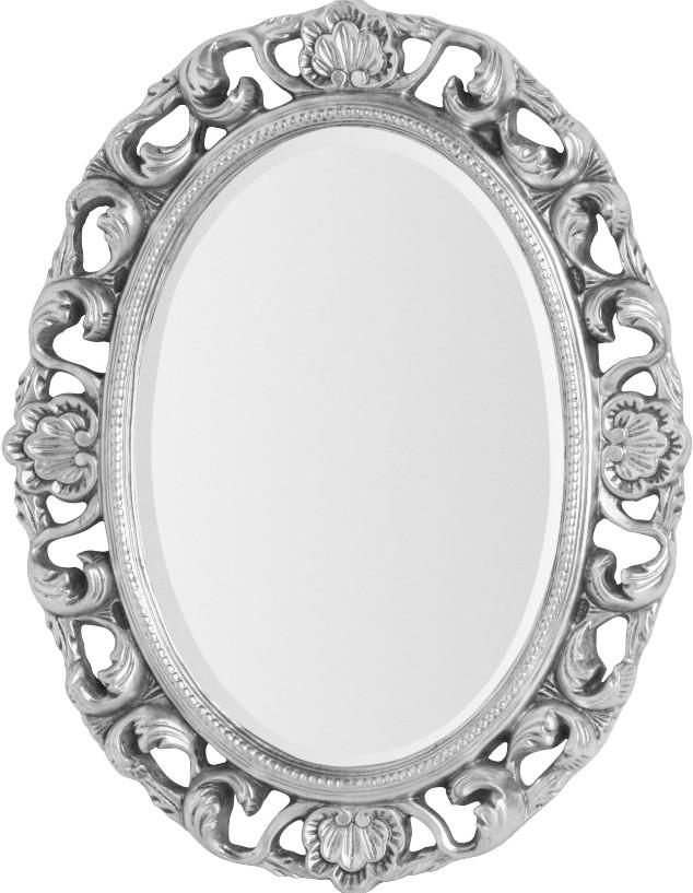 Зеркало Migliore Complementi ML.COM-70.703.AG - серебро