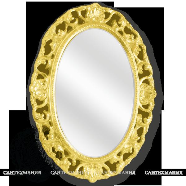 Зеркало Migliore ML.COM-70.703.DO - золото