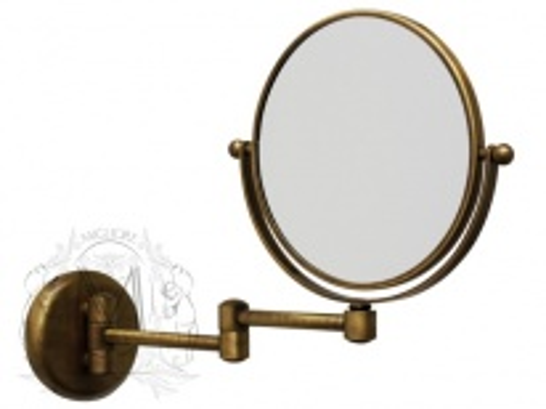 Зеркало оптическое Migliore Complementi ML.COM-50.331.BR - бронза