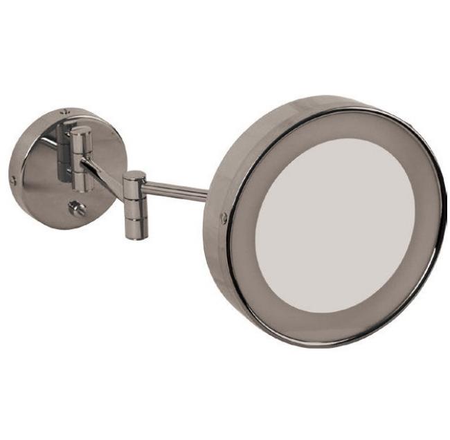 Зеркало c подсветкой Migliore Complementi ML.COM.BR-50.336.CR - хром