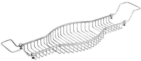 Полка-решетка Migliore Complementi ML.COM.CR-50.173 - хром