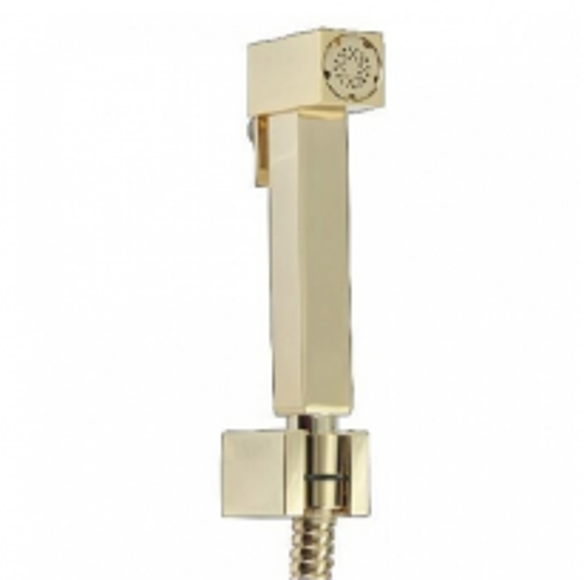 Набор гигиенический Migliore Quadra ML.RIC-34.120.DO, золото