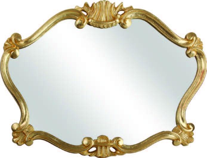 Зеркало Migliore Retro ML.COM-70.714.BR - бронза
