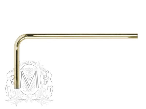 Отвод для сифона Migliore Ricambi арт. ML.RIC-10.015.DO, золото, ø32