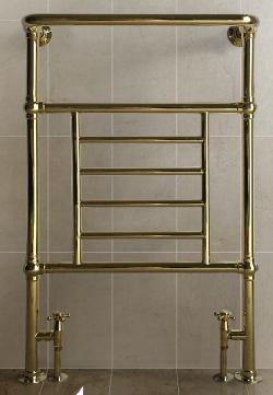 Полотенцесушитель Cezares Corato-03 цвет золото