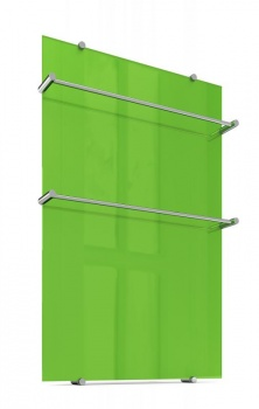 Полотенцесушитель Теплолюкс Flora 60 x 90 см зеленый 4305057022000003