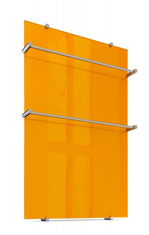 Полотенцесушитель Теплолюкс Flora 60 x 90 см оранжевый 4305057022000007