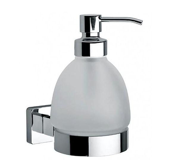 Дозатор для жидкого мыла с держателем Paini Dax-R-Dax 84CR031BI