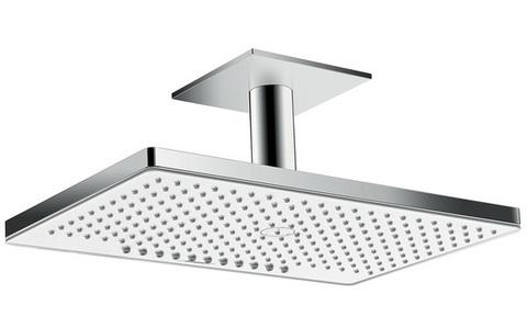 Верхний душ Hansgrohe Rainmaker Select 460 1jet SH ceil, белый/хром