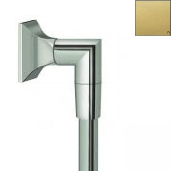 Шланговое подсоединение Zucchetti Bellagio арт. Z93802.D, золото