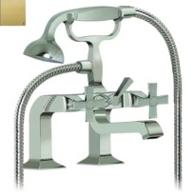 Смеситель Zucchetti Bellagio ZB1248.D для ванны/душа, золото