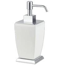 Дозатор жидкого мыла Gessi Mimi 33237.031, матовое стекло