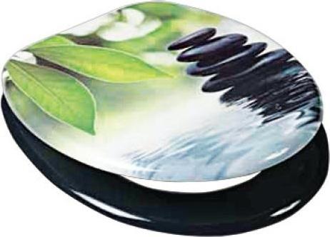 Крышка-сиденье для унитаза Wirquin Trendy line Релакс 20719148