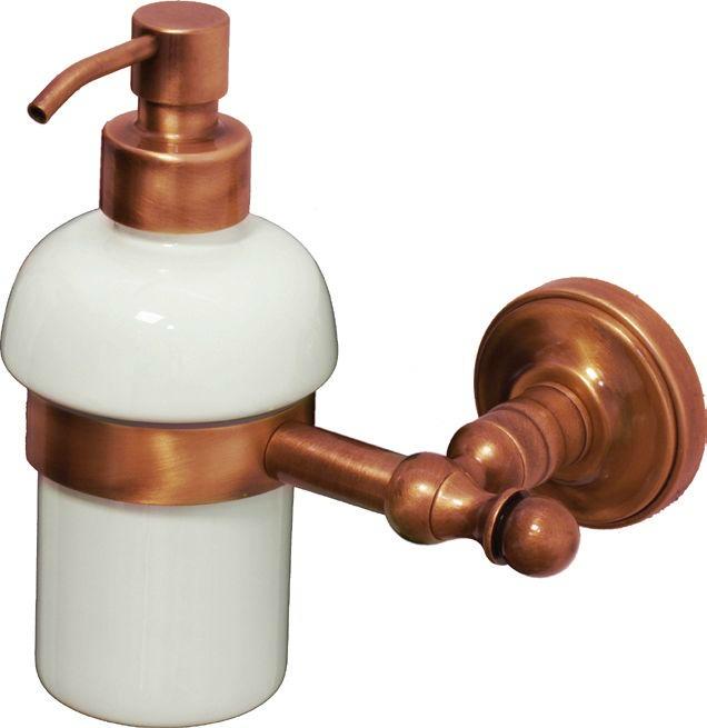 Дозатор жидкого мыла Migliore Mirella ML.MRL-M068.RA - медь