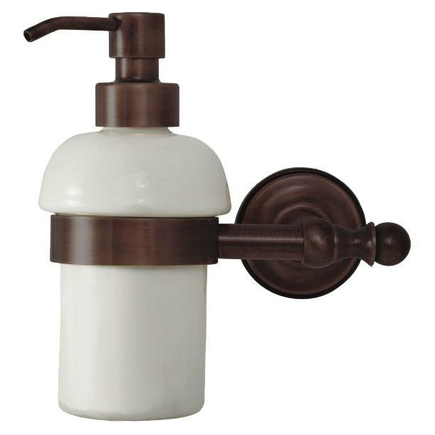 Дозатор жидкого мыла Migliore Mirella ML.MRL-M068BT - тосканская бронза