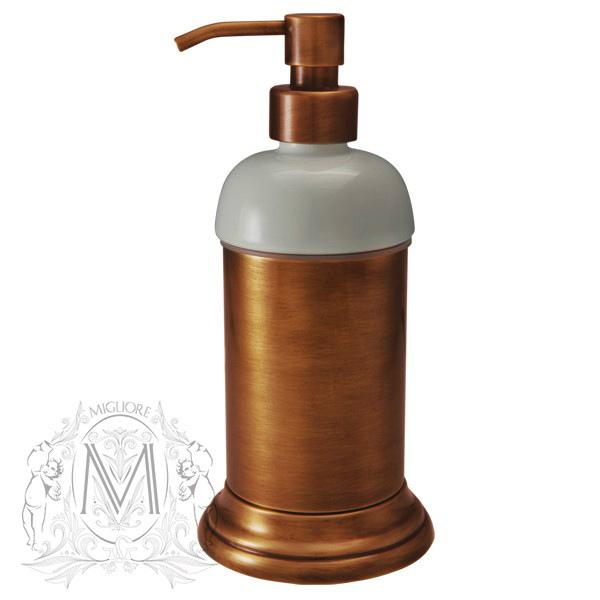 Дозатор жидкого мыла Migliore Mirella ML.MRL-4412.RA - медь