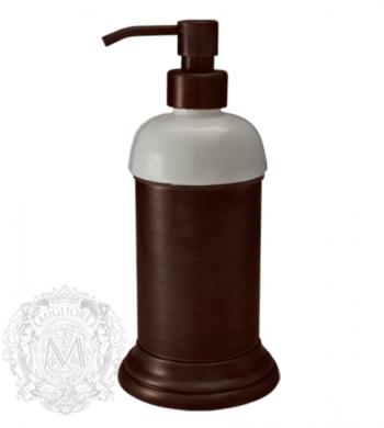 Дозатор жидкого мыла Migliore Mirella ML.MRL-4412.BT - тосканская бронза
