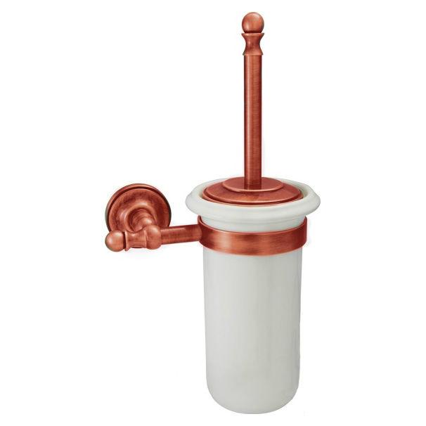 Ершик для туалета Migliore Mirella ML.MRL-M065RA - медь