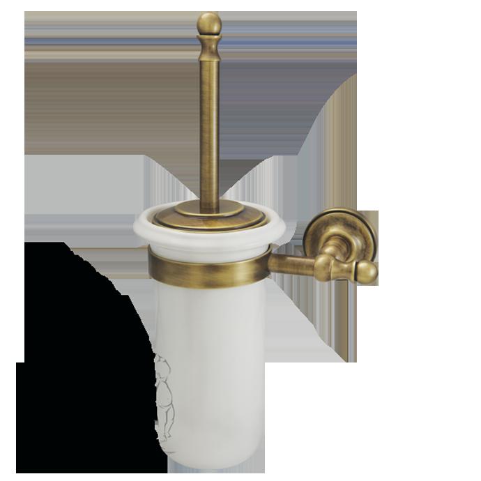 Ершик для туалета Migliore Mirella ML.MRL-M065BT - тосканская бронза