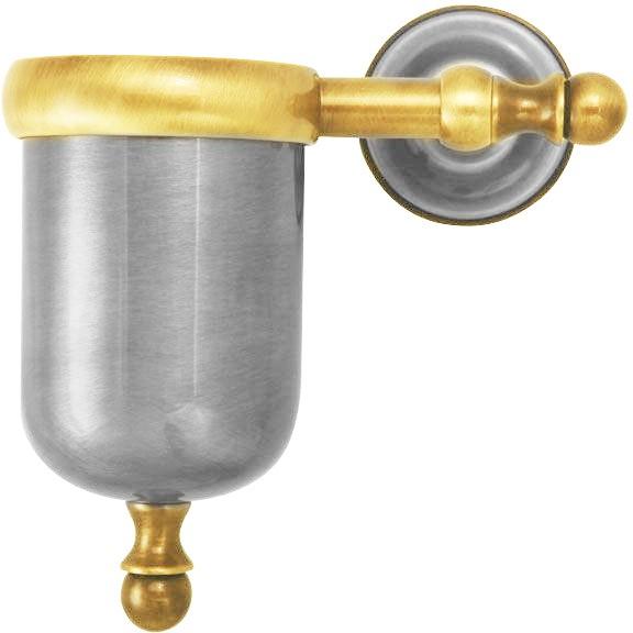 Держатель освежителя воздуха Migliore Mirella ML.MRL-M090.CRDO - хром/золото