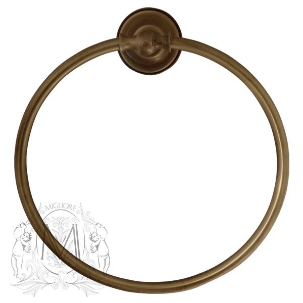 Кольцо Migliore Mirella ML.MRL-M056.BT - тосканская бронза