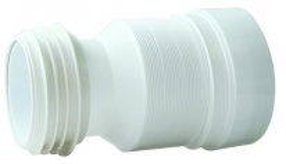 Труба гофрированная Wirquin 70984964 D110 мм L230-500 мм
