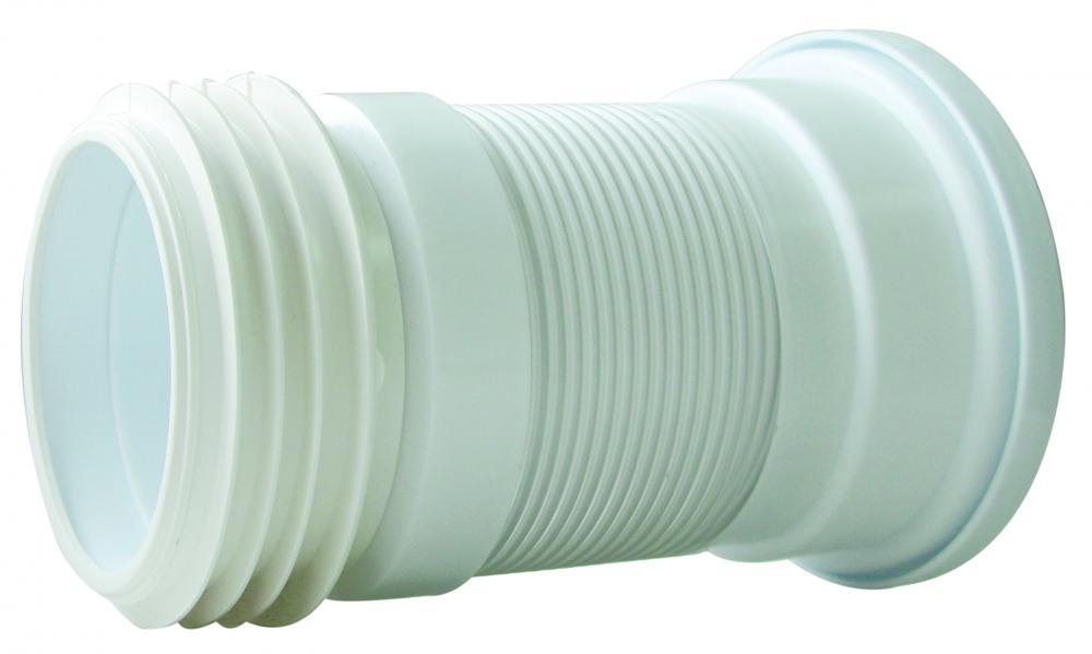 Слив для унитаза армированный Wirquin 70984968 D110 мм L200-450 мм