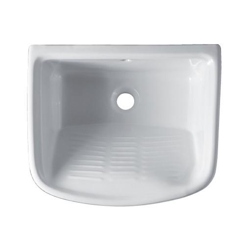 Раковина AliceCeramica Laundry  300304 45*38*23.5 см хозяйственная