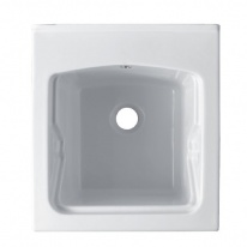 Раковина AliceCeramica Laundry  300313 51*46*41.5 см хозяйственная