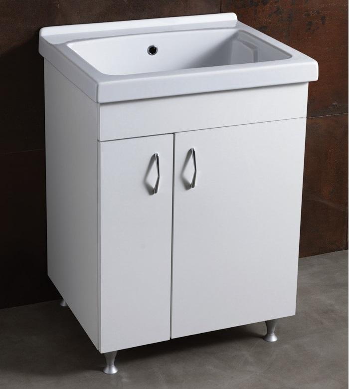 Раковина AliceCeramica Laundry  300314 61*51*41.5 см хозяйственная