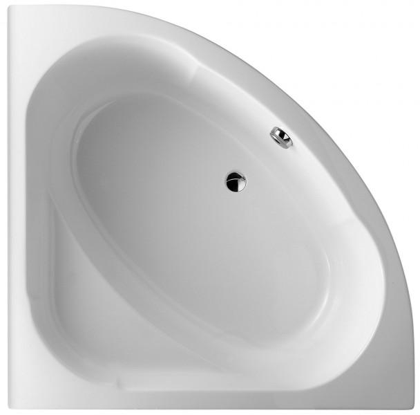 Ванна акриловая Jacob Delafon DOMO E60223-00, 135х135 см угловая