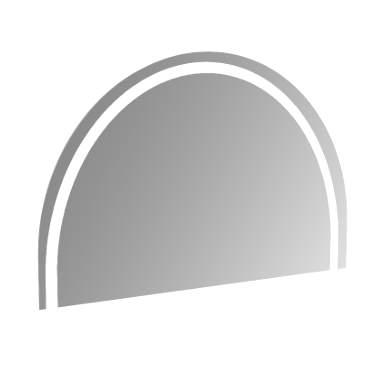 Зеркало с подсветкой De Aqua Эскалада ESK 401 117 с LED подсветкой