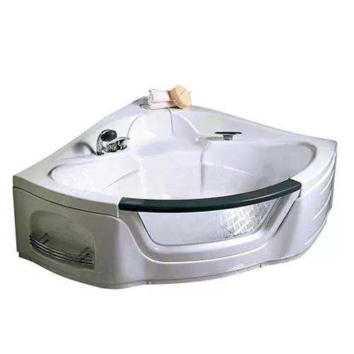 Ванна акриловая Appollo A-0917W 150*150*66 см с гидромассажем