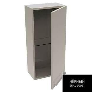 Шкафчик верхний De Aqua Токката Тока4 1675 RAL9005 35 см