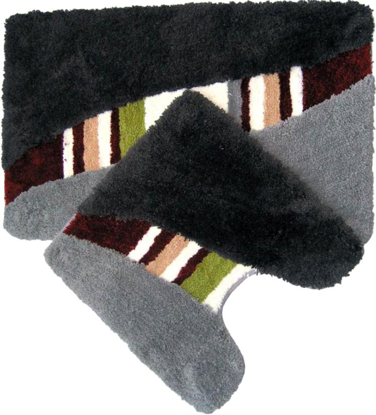 Коврик Iddis Set Acrylic Taormina комплект