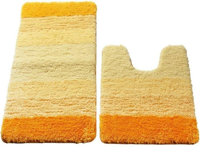 Коврик Iddis Yellow Gradiente комплект