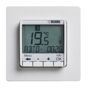 Терморегулятор Rehau Solelec Optima 10 A