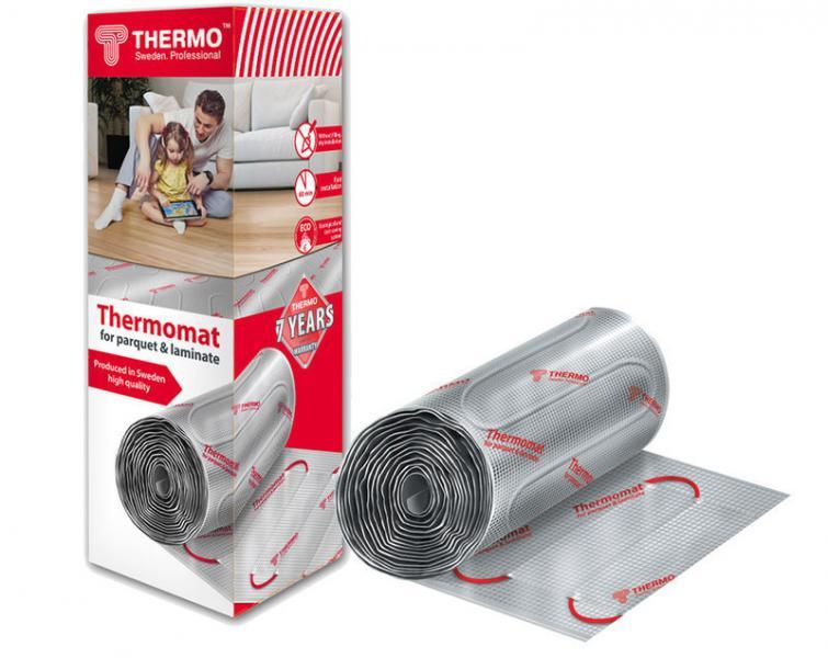 Теплый пол Thermo Thermomat TVK-130 LP 7: площадь обогрева 7 кв.м., мощность 890 Вт