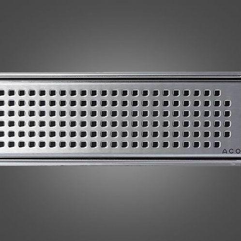 Решетка Aco Showerdrain C 408564 68.5 см для душевого канала, Квадрат