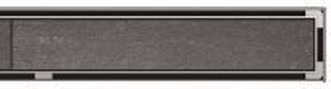 Решетка Aco Showerdrain C 408601 88.5 см для душевого канала, Под плитку
