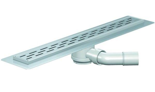 Душевой канал Aco Showerdrain B 9010.78.73 98.5 см, решетка Линия