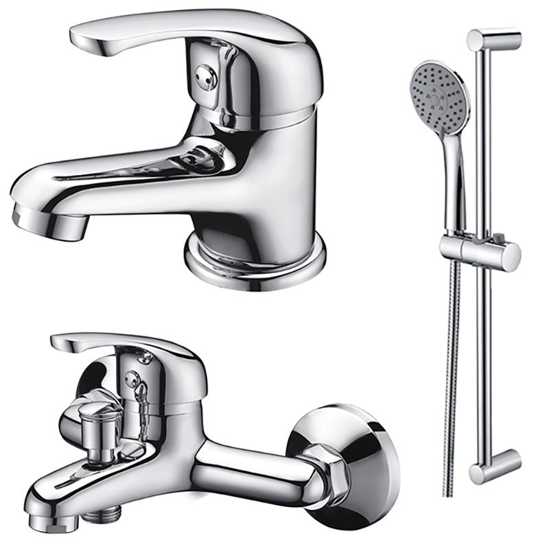 Набор смесителей WasserKraft A31011 для ванной комнаты