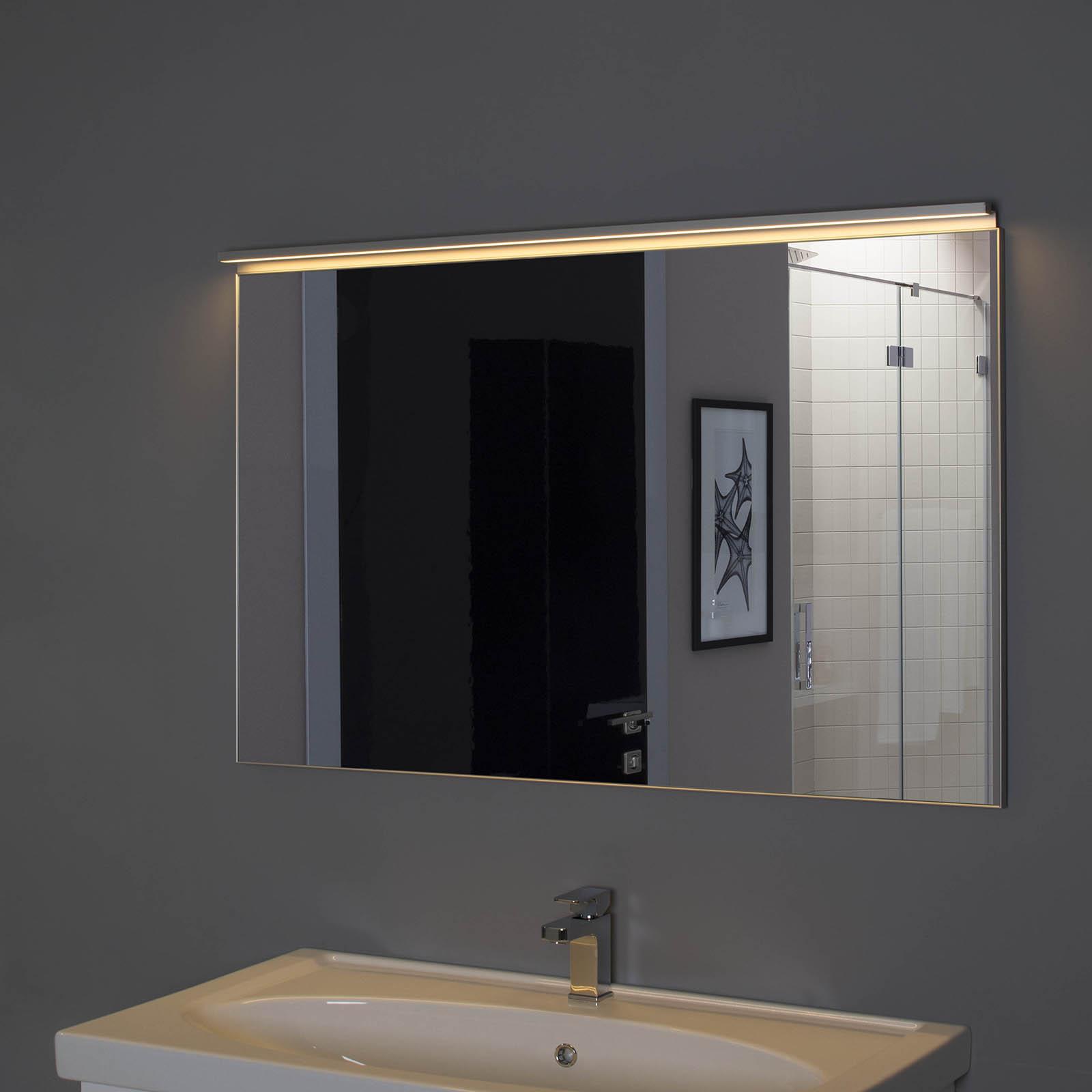 Зеркало De Aqua Сильвер 12075 SIL 407 120 120 см